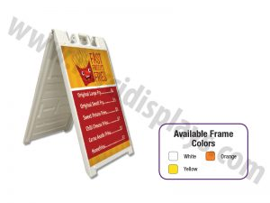 Outdoor Advertising A-Frame